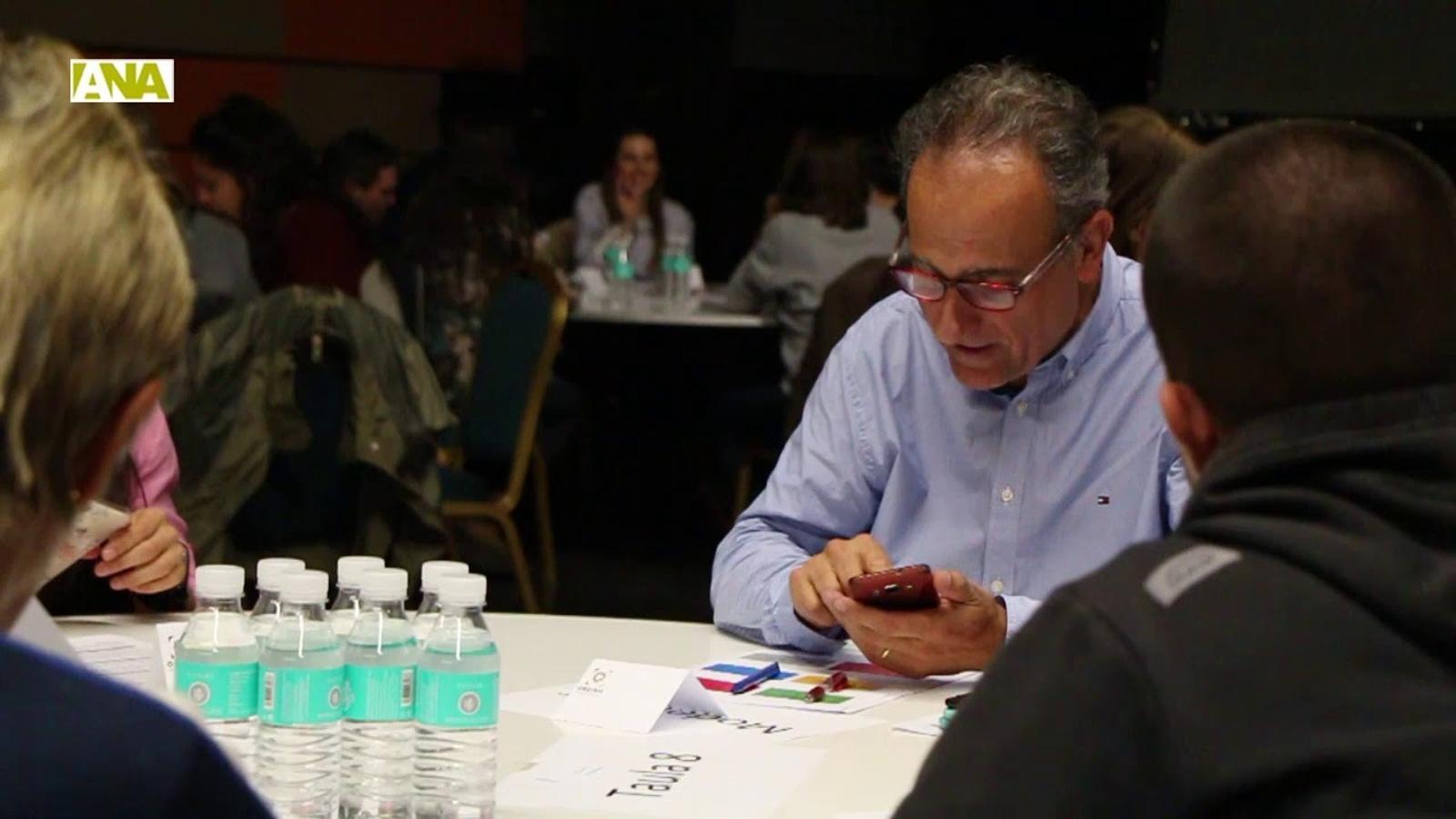 Taller participatiu d'Ordino en el marc de la candidatura a la Unesco