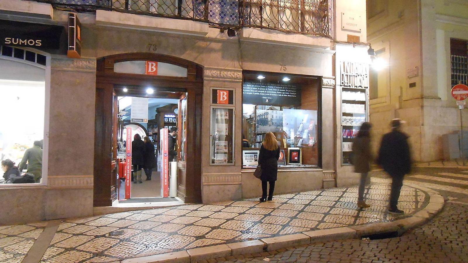 La Bertrand va ser fundada per llibreters francesos fa gairebé 300 anys.