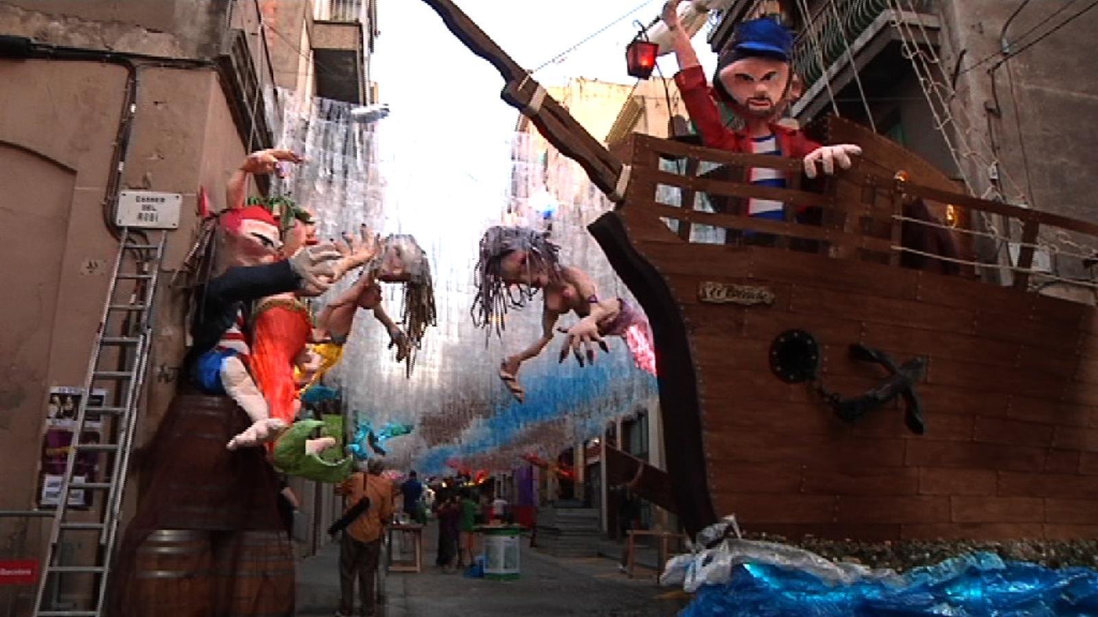 Festes de Gràcia: Verdi sempre està per damunt, és com competir contra el Barça o el Madrid