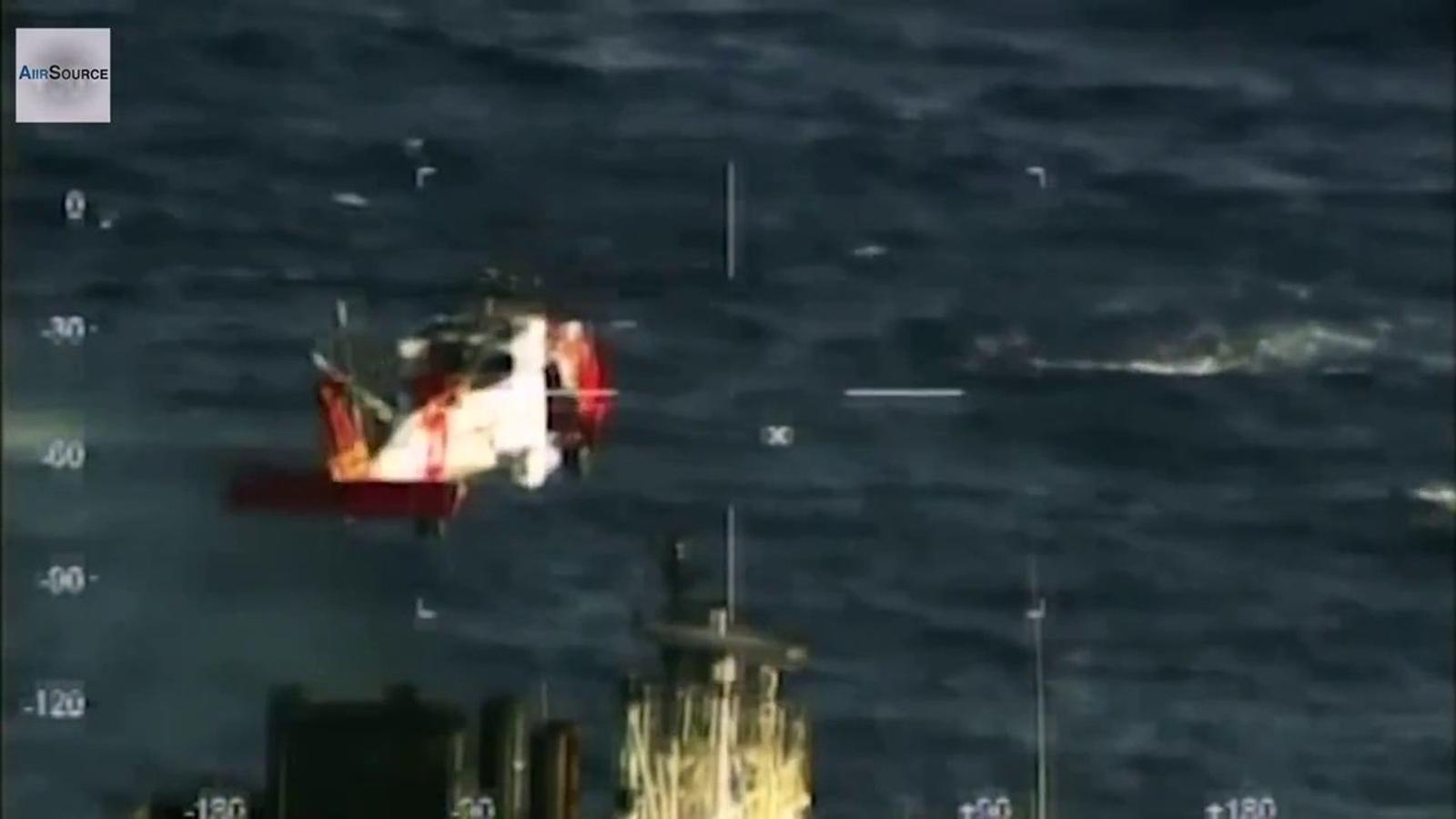 Rescatat després de passar 66 dies a la deriva a l'Atlàntic