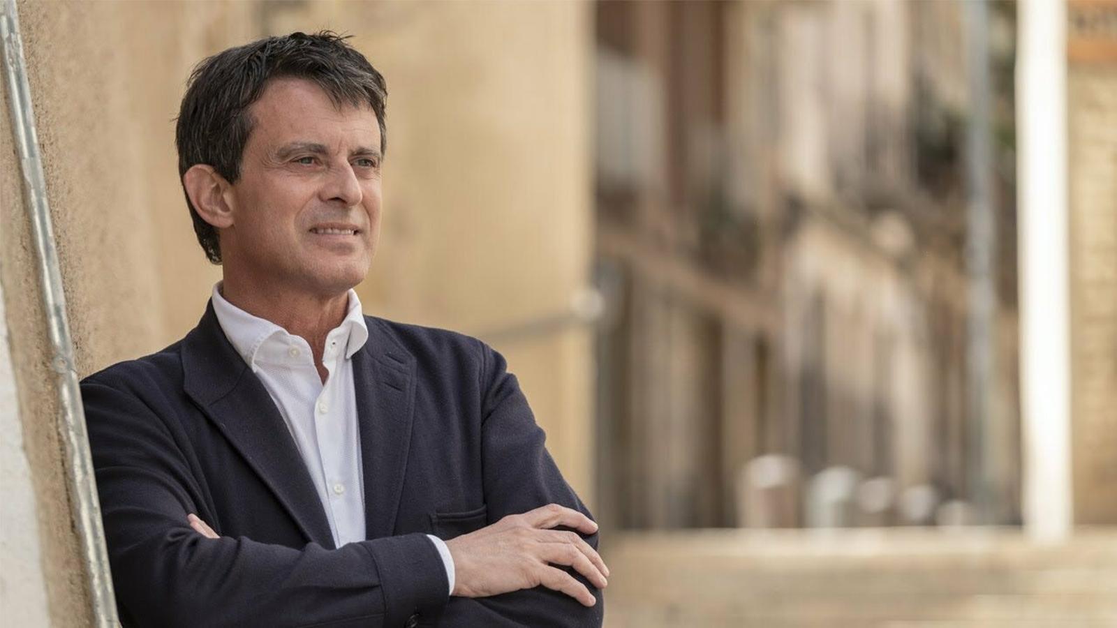 """Manuel Valls: """"L'11 de setembre era de tots abans. Si és d'uns només perd part de la seva història"""""""