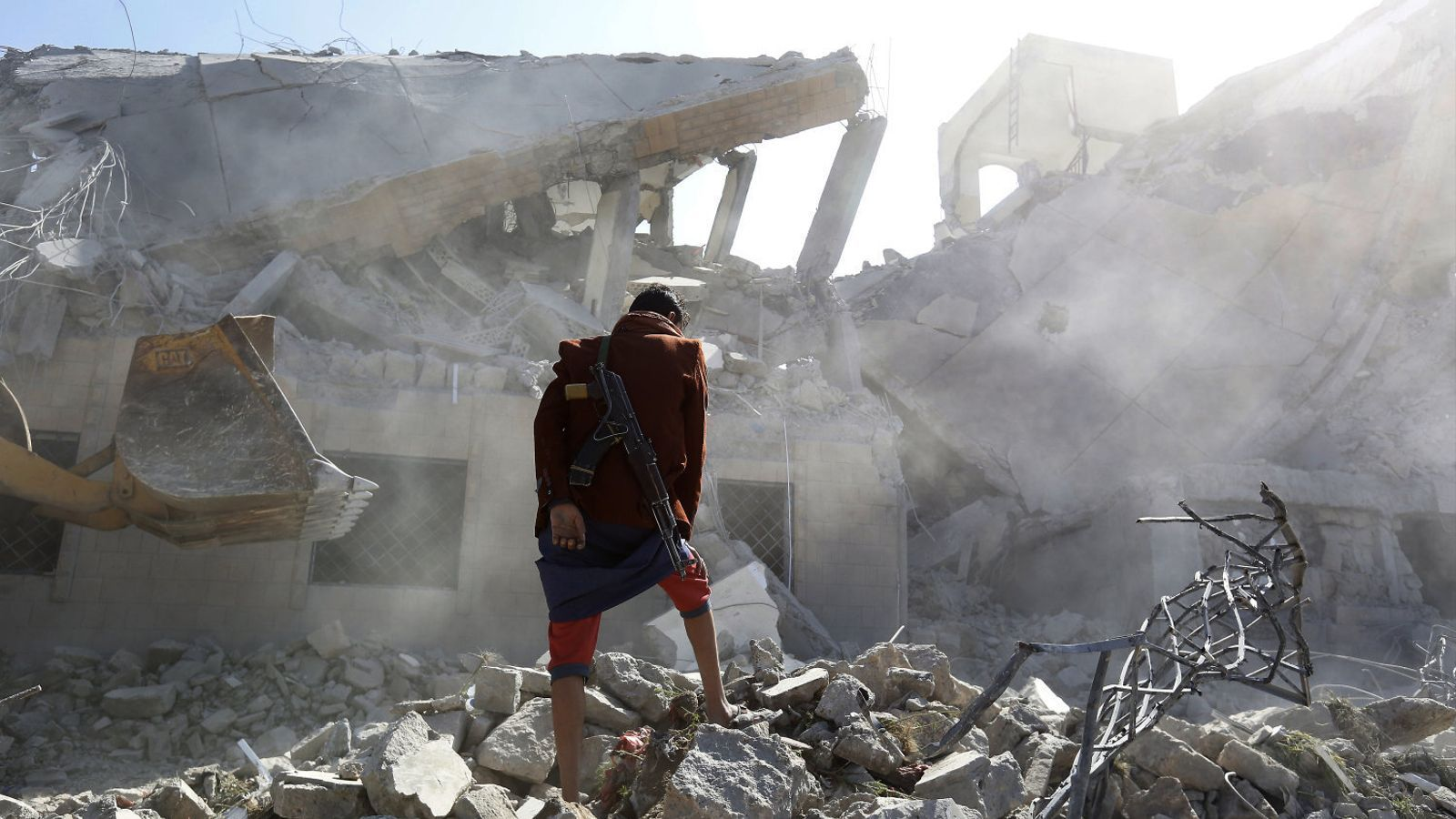 Armes espanyoles per a l'Aràbia Saudita