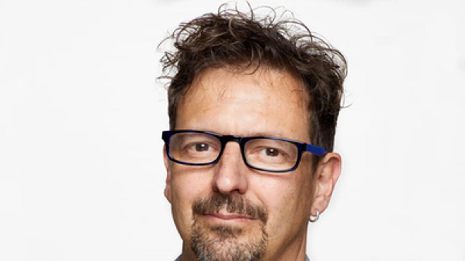 Eduard Molner guanya el primer Premi Teresa Cunillé