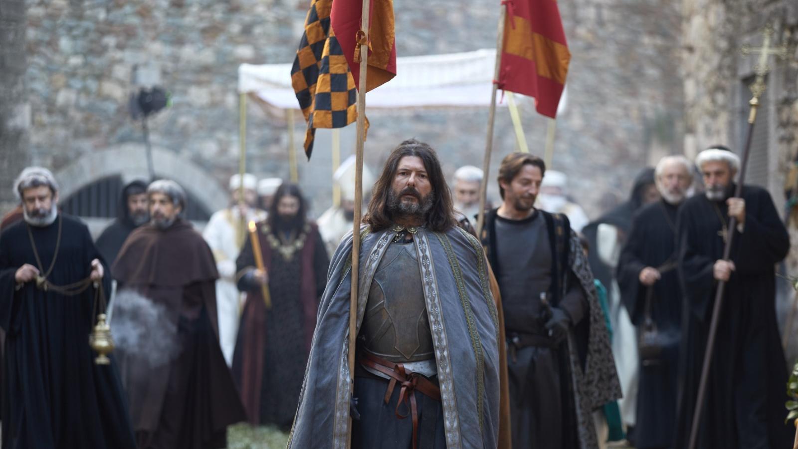 Girona torna per uns dies a l'Edat Mitjana