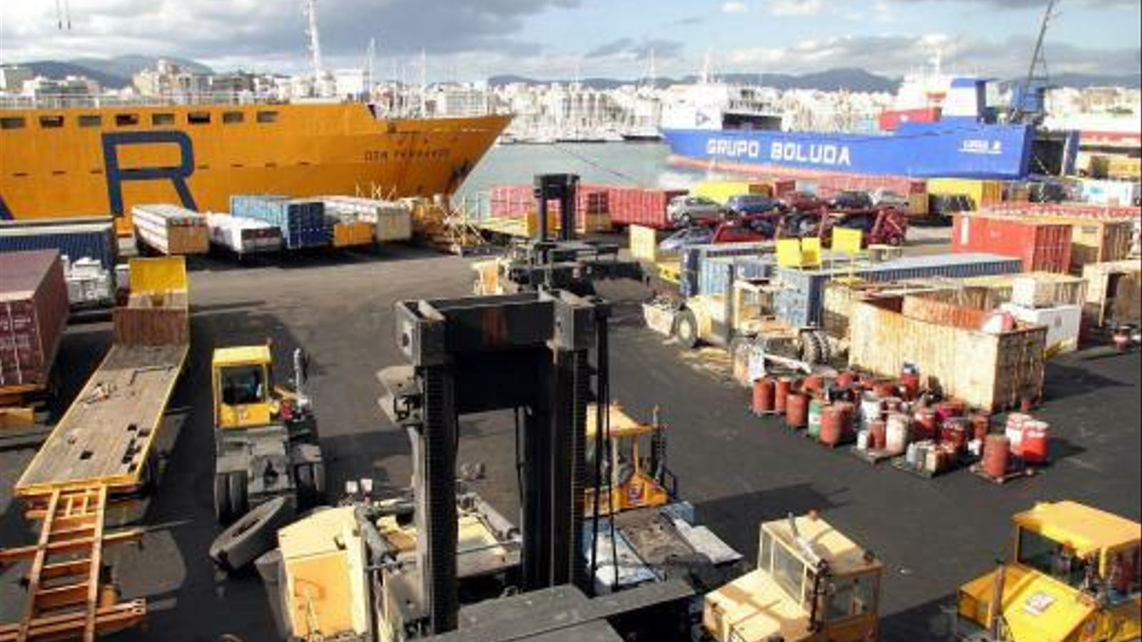 El transport marítim de productes a les Illes Balears s'encarirà més d'un 10%