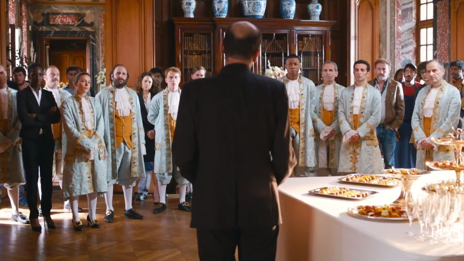 Fotograma de 'C'est la vie!', una de les projeccions del CookingFilms