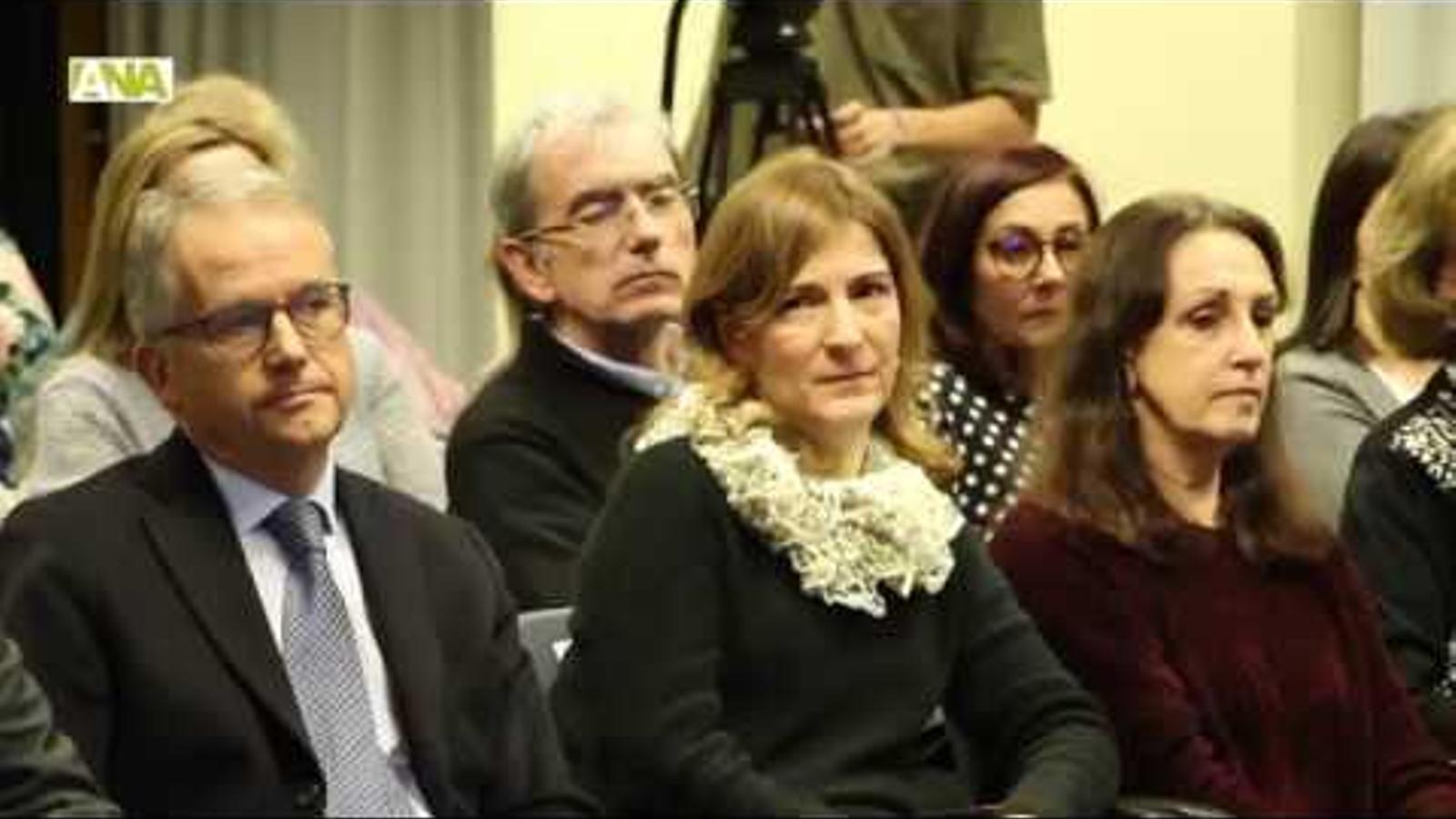 La conferència d'Elías Campos