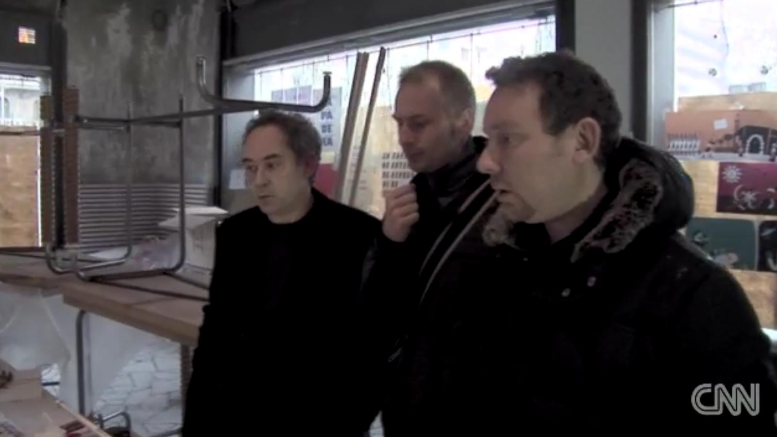 La CNN presenta Ferran Adrià com el mag de la gastronomia (2)