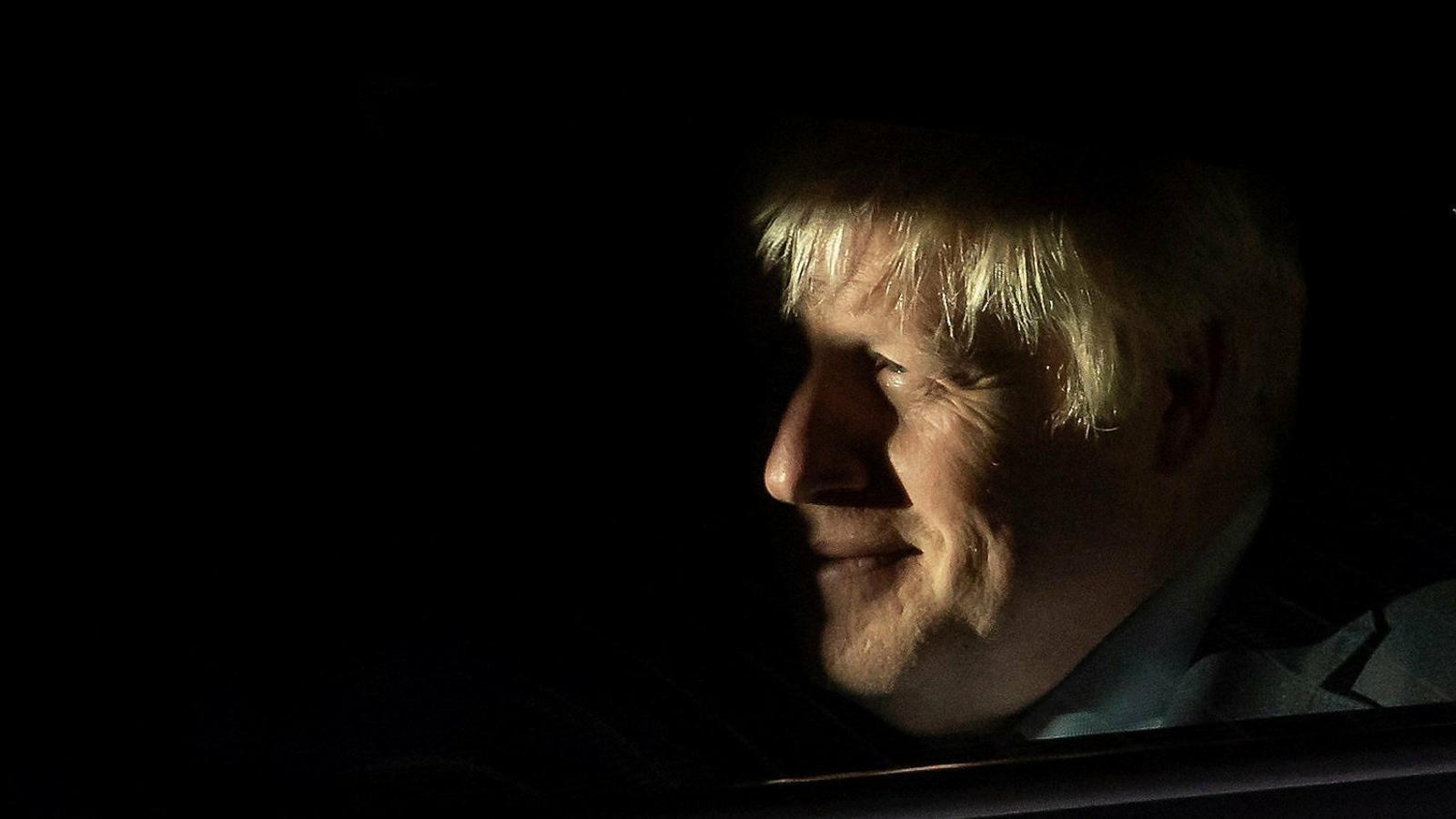 Johnson hauria enganyat la reina per poder suspendre el Parlament