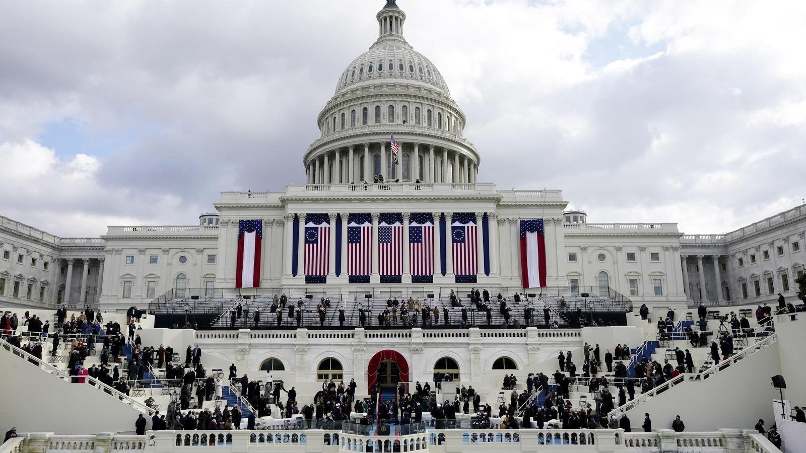 La Cerimònia d'Investidura de Joe Biden