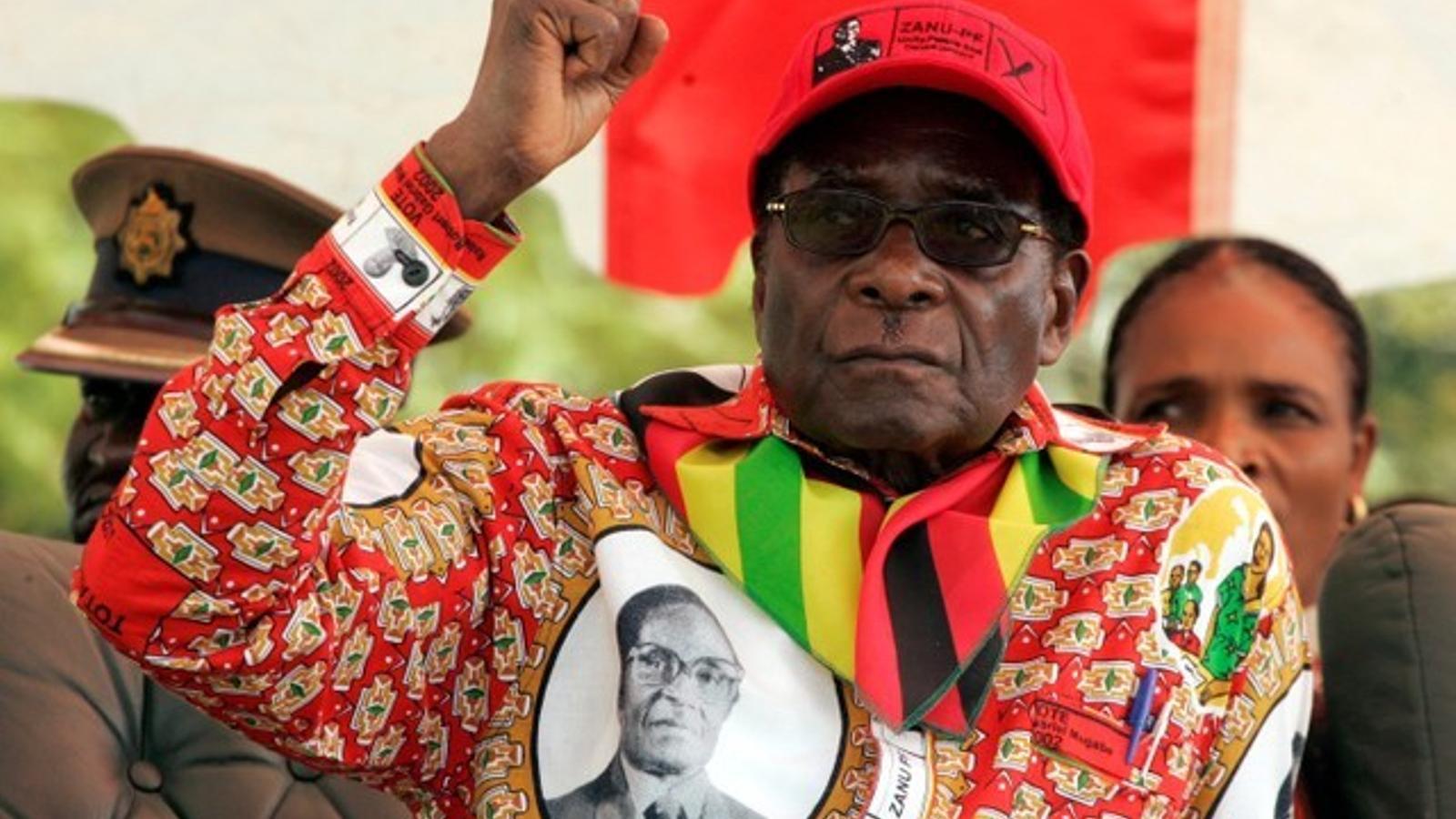 Mugabe obté immunitat i garanties de seguretat al país