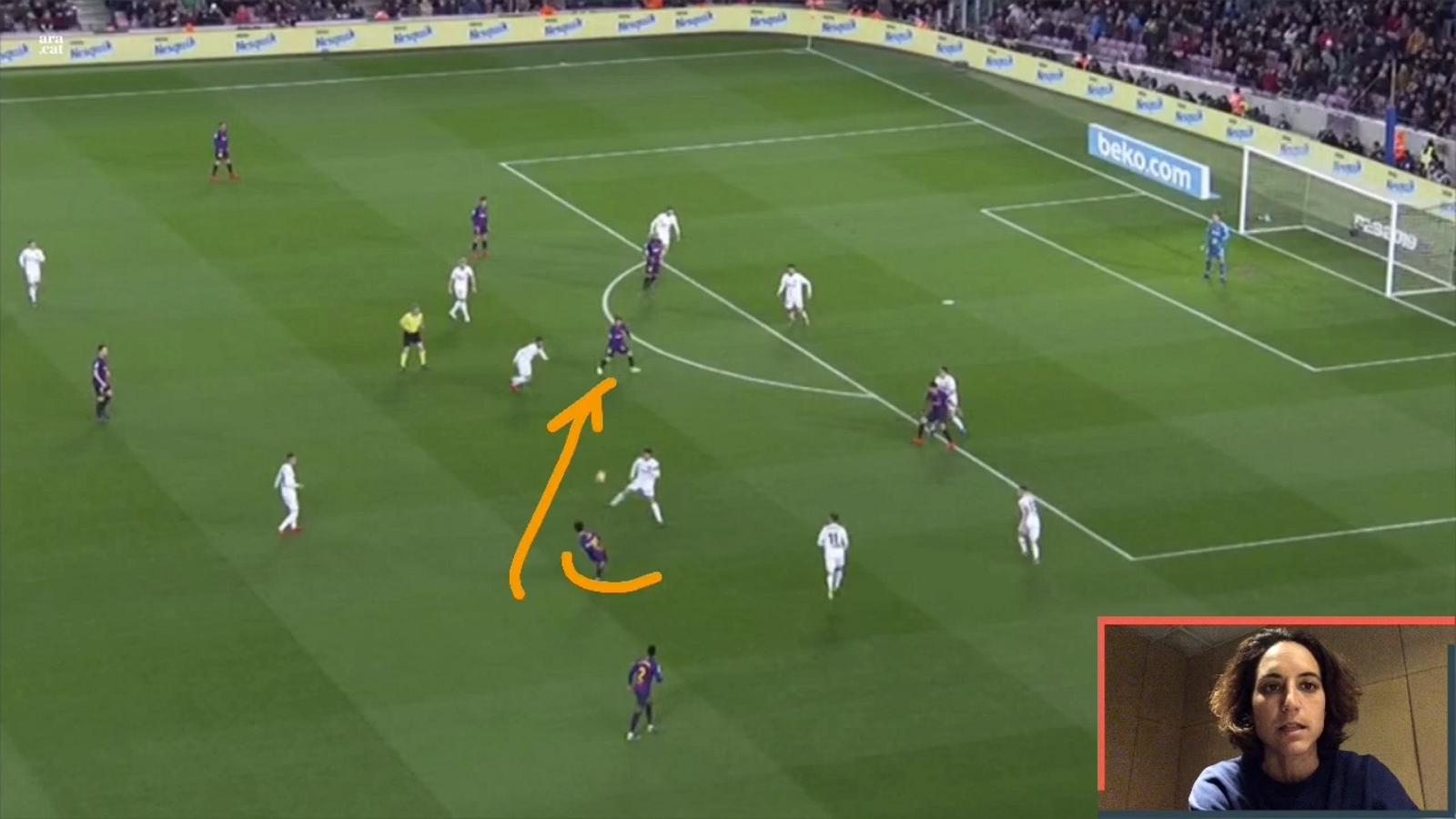 L'anàlisi en vídeo del Barça-València:  Aleñà i els ritmes d'atac