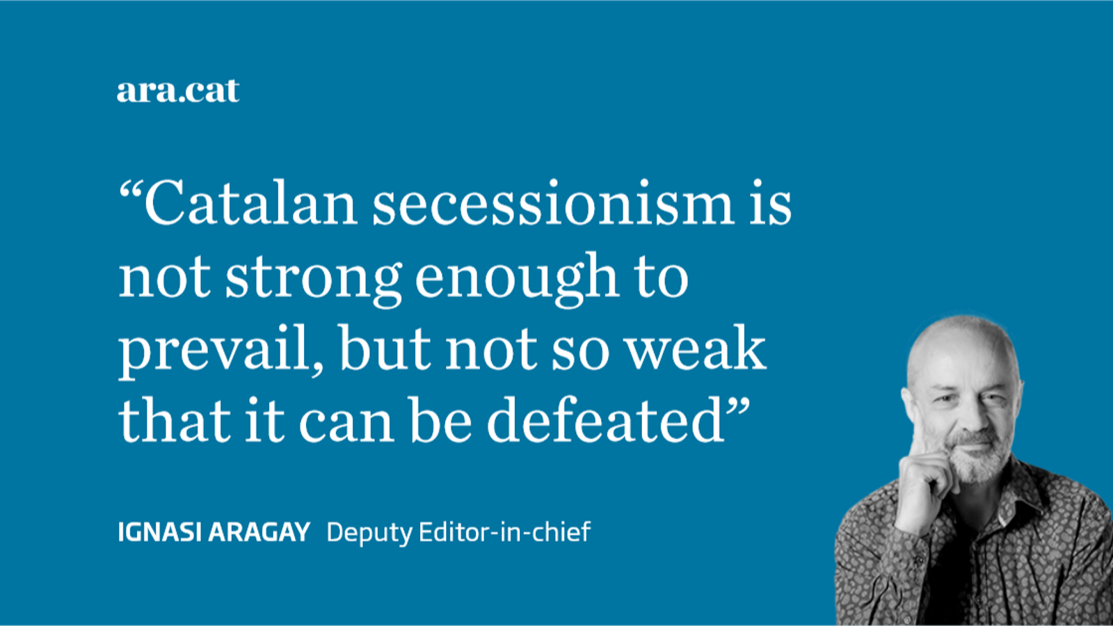 The Catalan feud as told to a foreigner