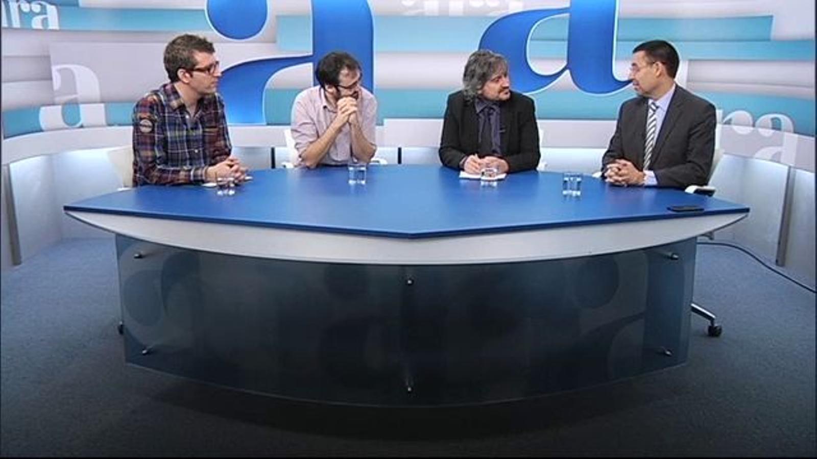 Josep Maria Bartomeu: Les decisions les prenc amb certa fredor positiva, reflexiono molt