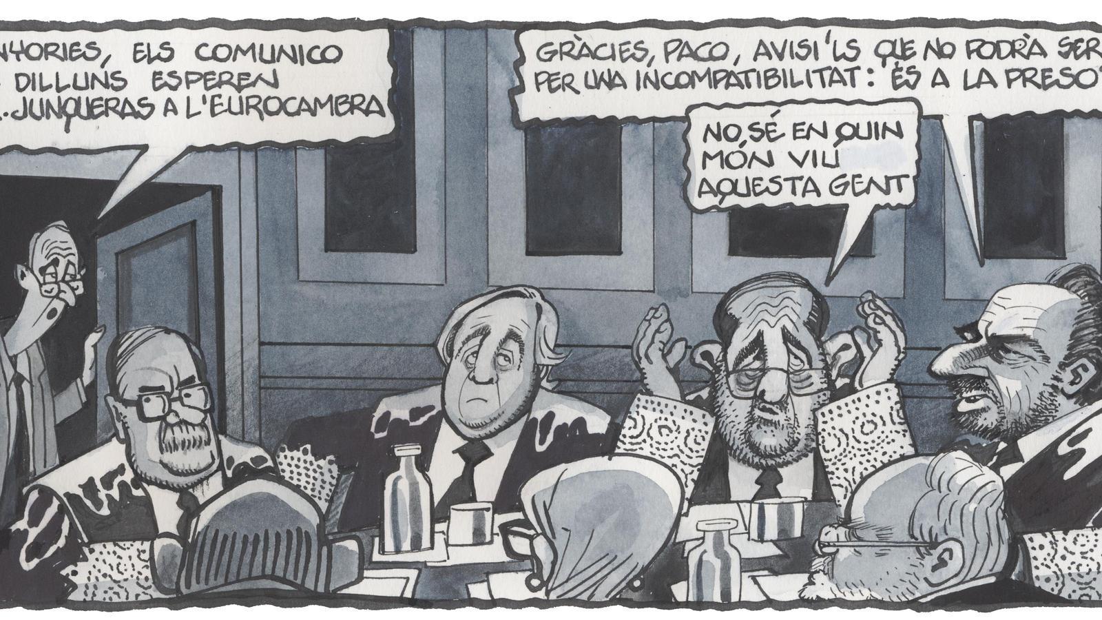 'A la contra', per Ferreres 10/01/2020