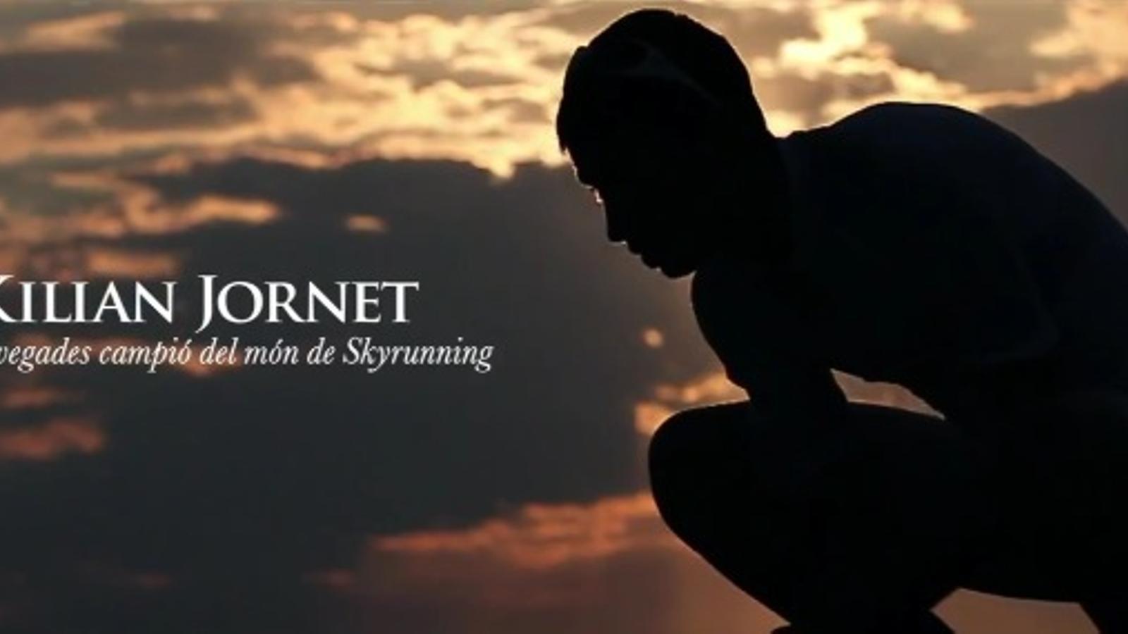 El nou espot de Veri, protagonitzat Kilian Jornet