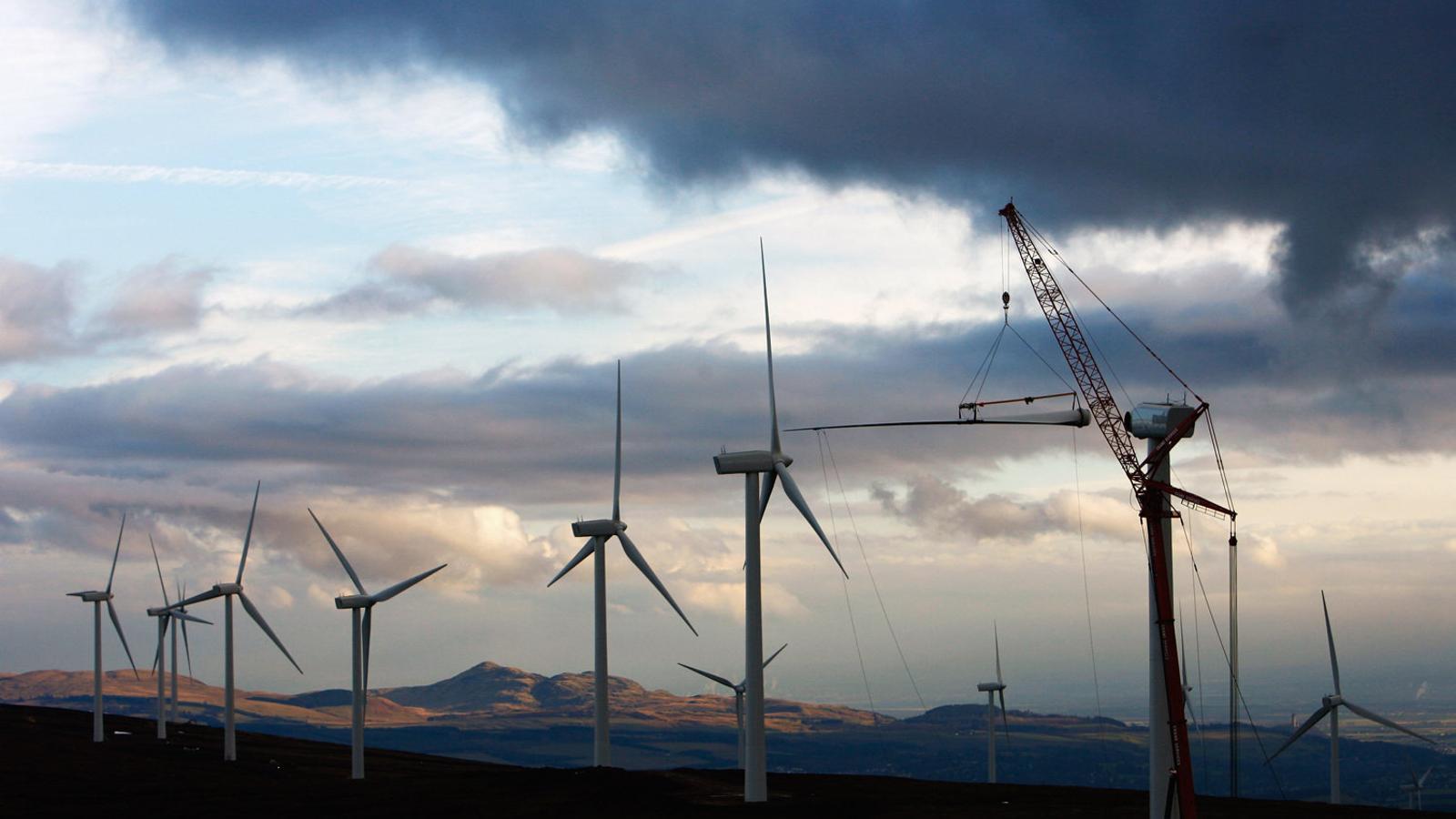 La factura pendent en renovables