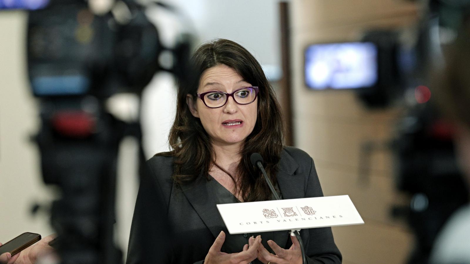 Les discrepàncies pel suport als pressupostos fracturen al govern valencià