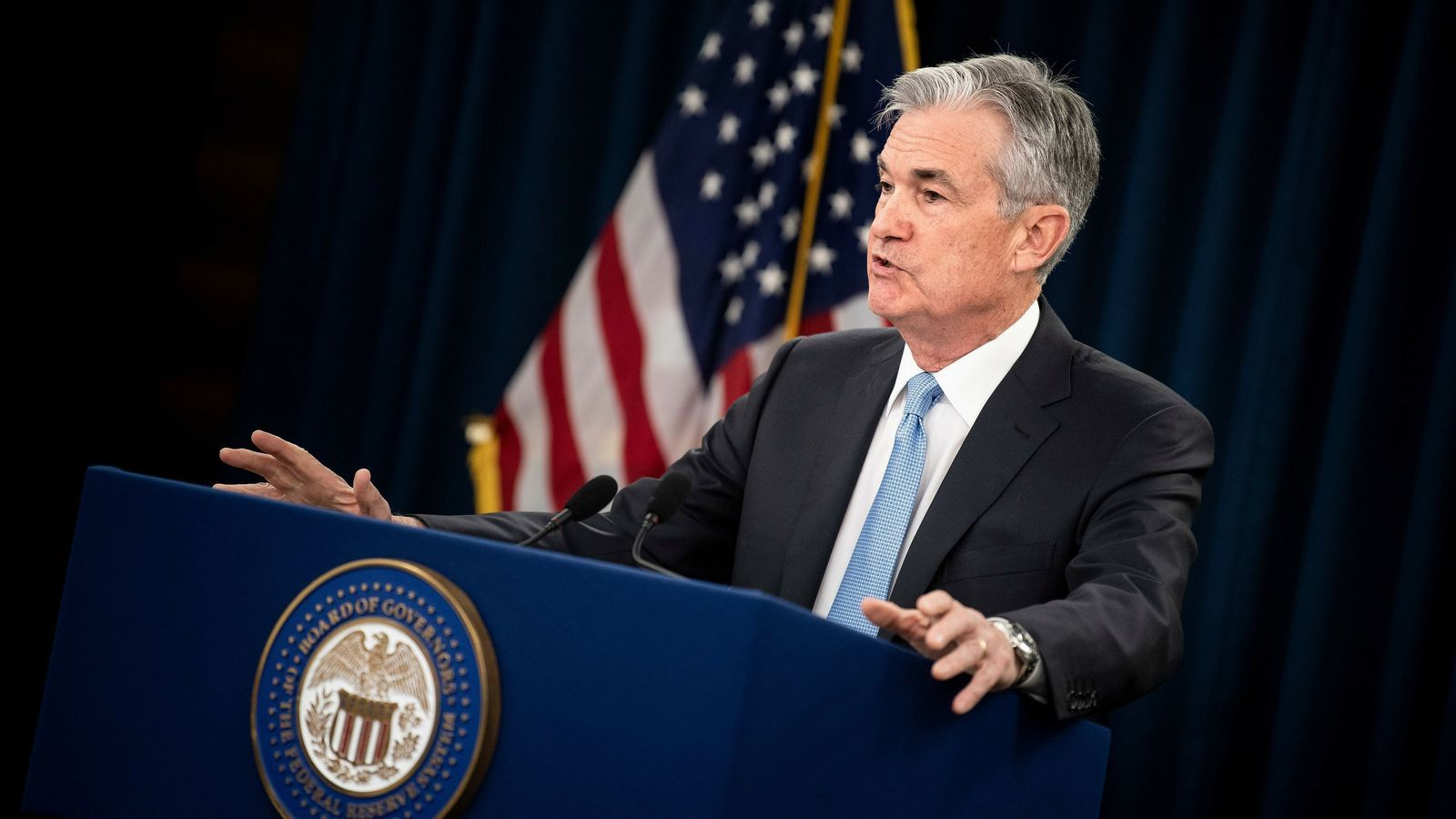 La desacceleració econòmica mundial obliga els Estats Units a mantenir els tipus d'interès estables tot el 2019