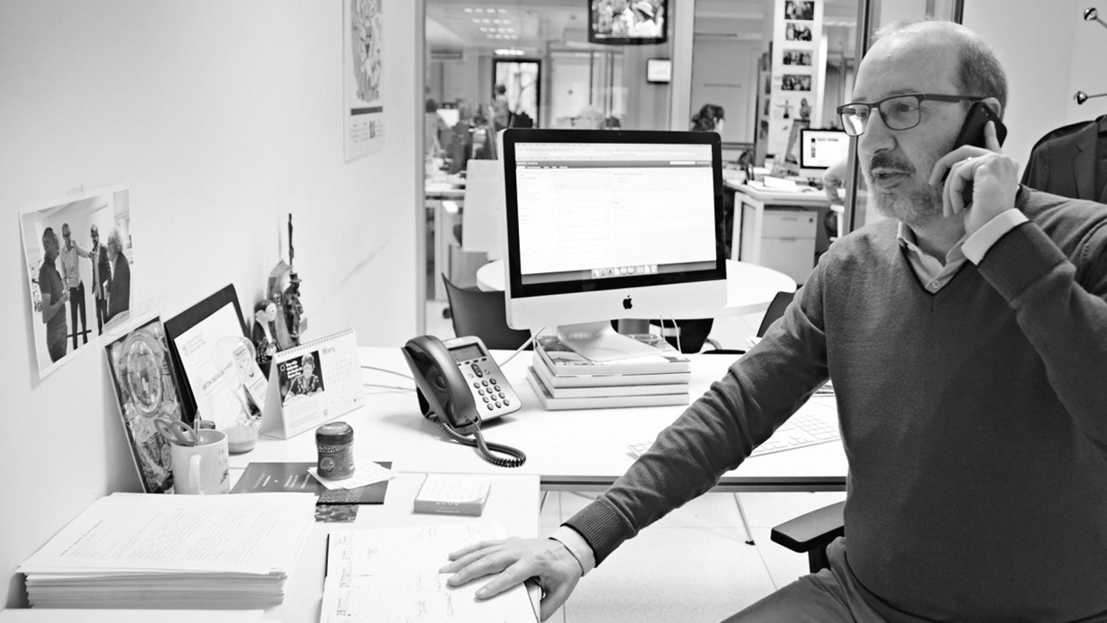 L'anàlisi d'Antoni Bassas: 'Parlar de venjança no sona guanyador'
