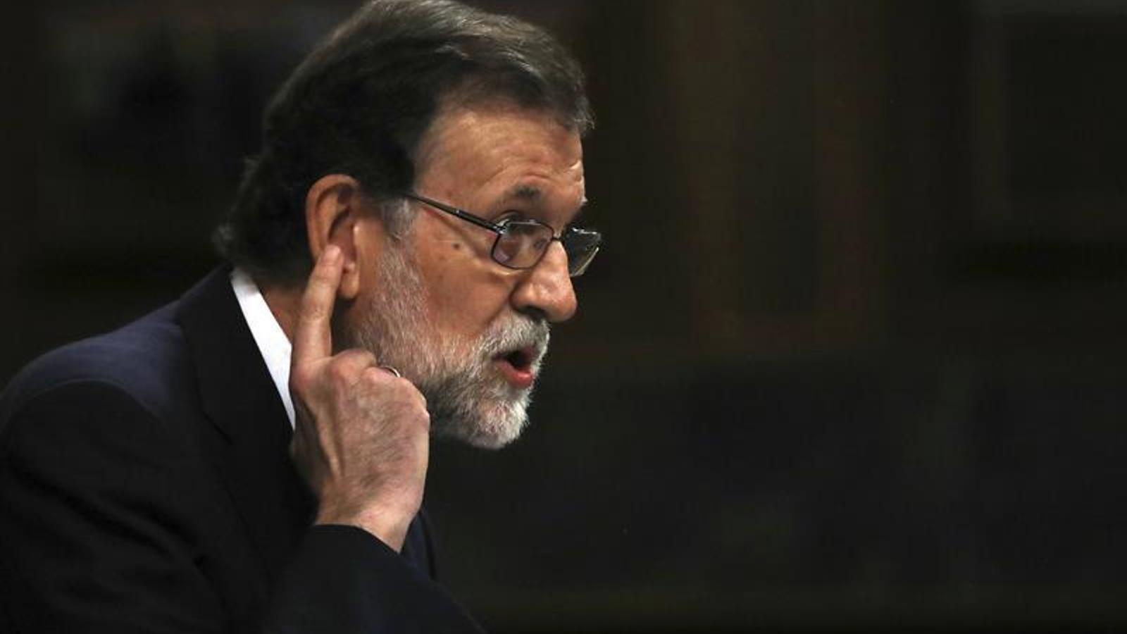 """Rajoy veu la ratificació de la Gürtel com una """"reparació moral"""" per al PP"""