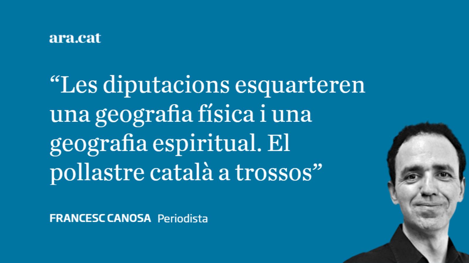 Diputacions a la rostisseria catalana