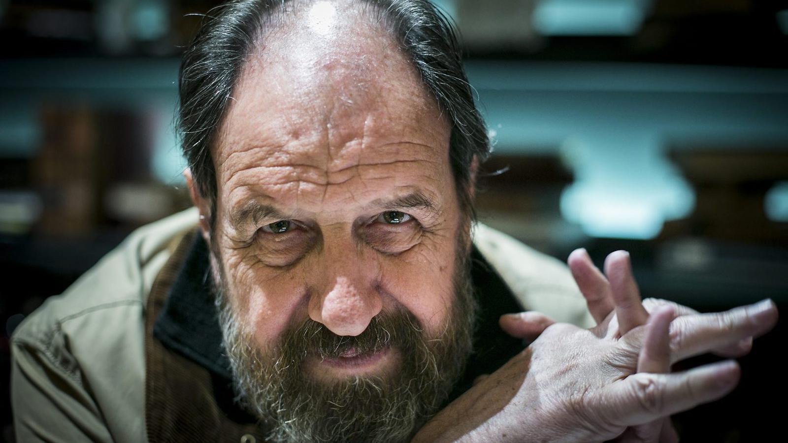 """Josep Maria Pou: """"Em passaria la vida que em queda en una bombolla de Shakespeare"""""""