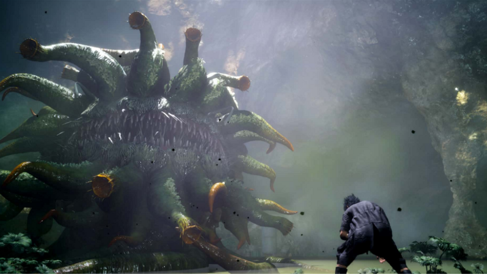 Imatge del joc distribuïda per l'empresa