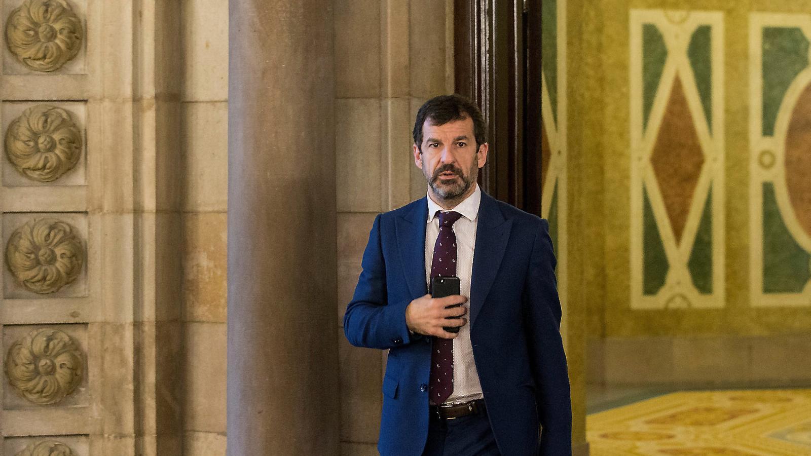 Un jutge de Cornellà atribueix sedició al nou cap dels Mossos