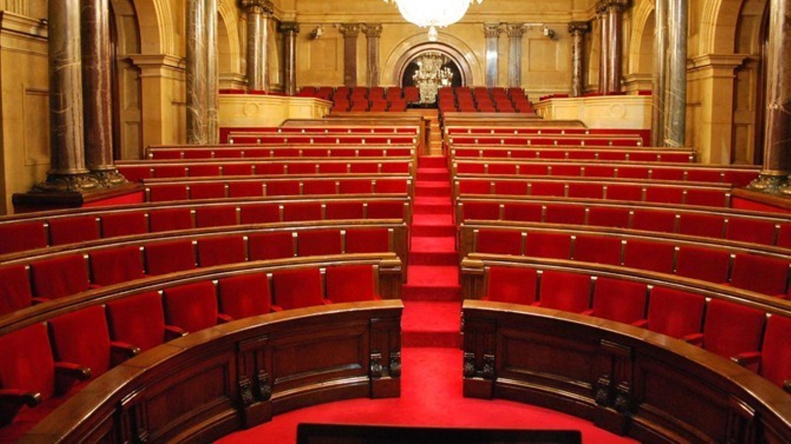 EN DIRECTE: Sessió de control al Parlament
