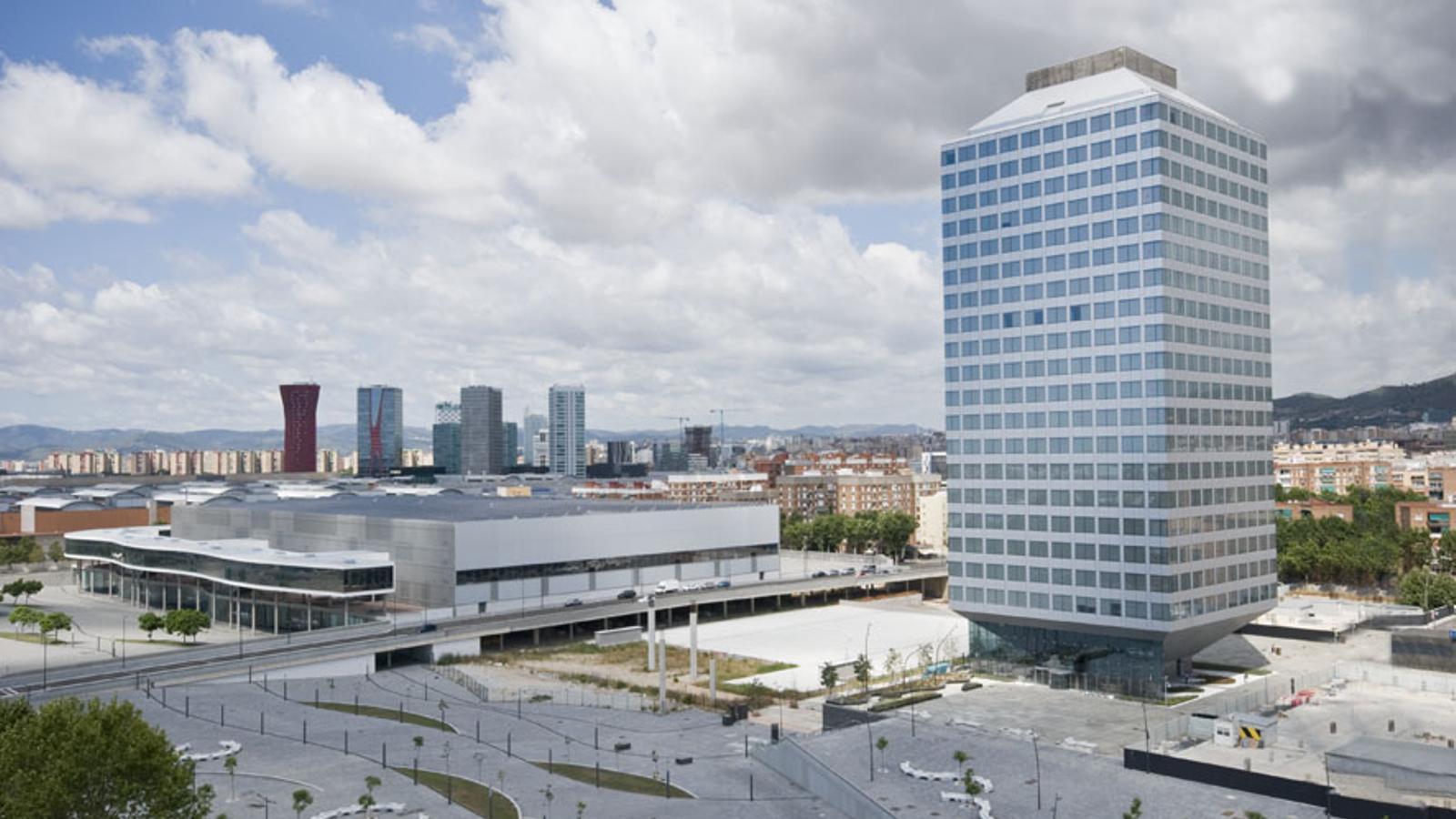 El preu del lloguer d 39 oficines es dispara a barcelona for Caixa d enginyers oficines barcelona
