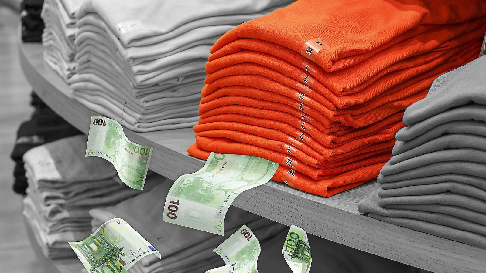 Com guanya diners Primark venent samarretes a 3 €