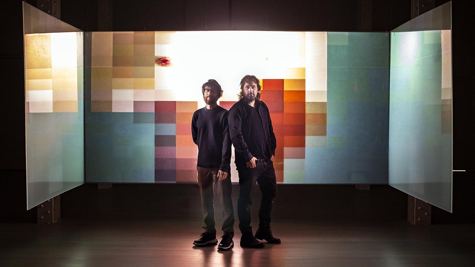 Refree i Isaki Lacuesta conviden el públic a fer de videojòquei