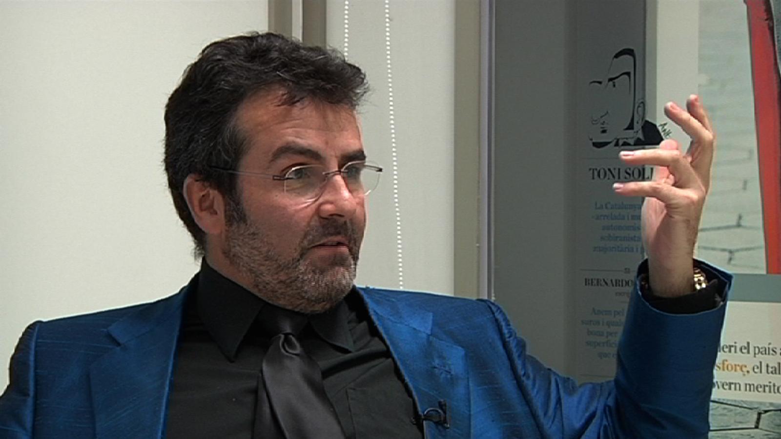 Sala i Martín, sobre la crisi: Que ningú es pensi que la culpa és de Lehman Brothers i dels bancs americans