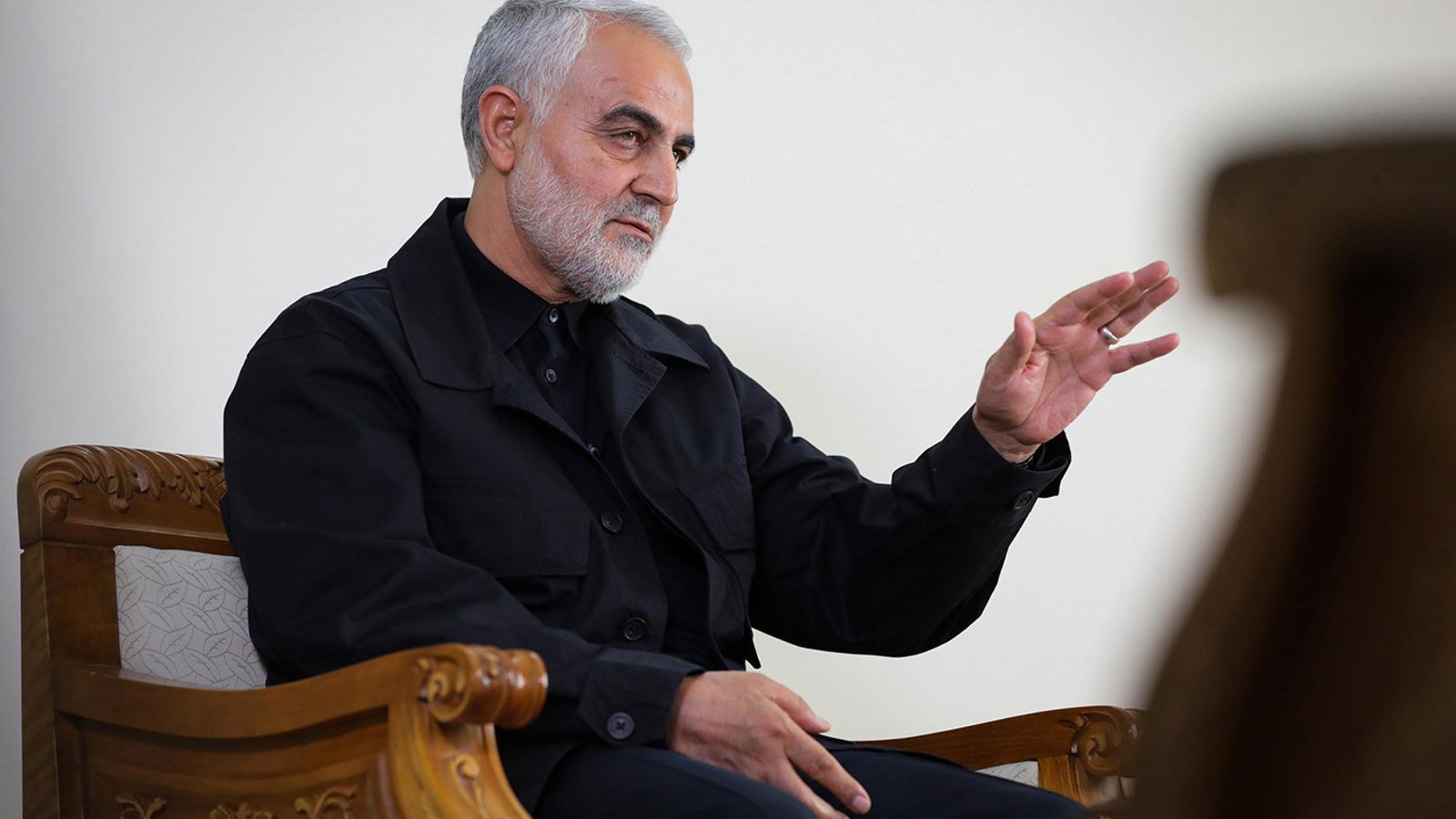 Soleimani, el general iranià que movia els fils des de l'ombra