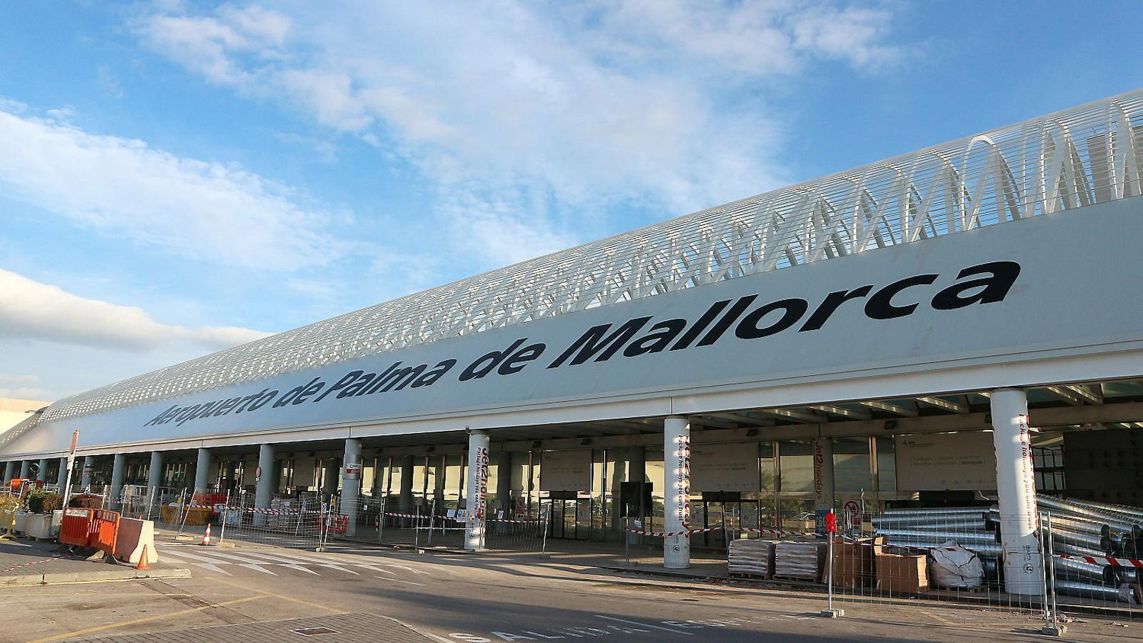 L'aeroport de Palma