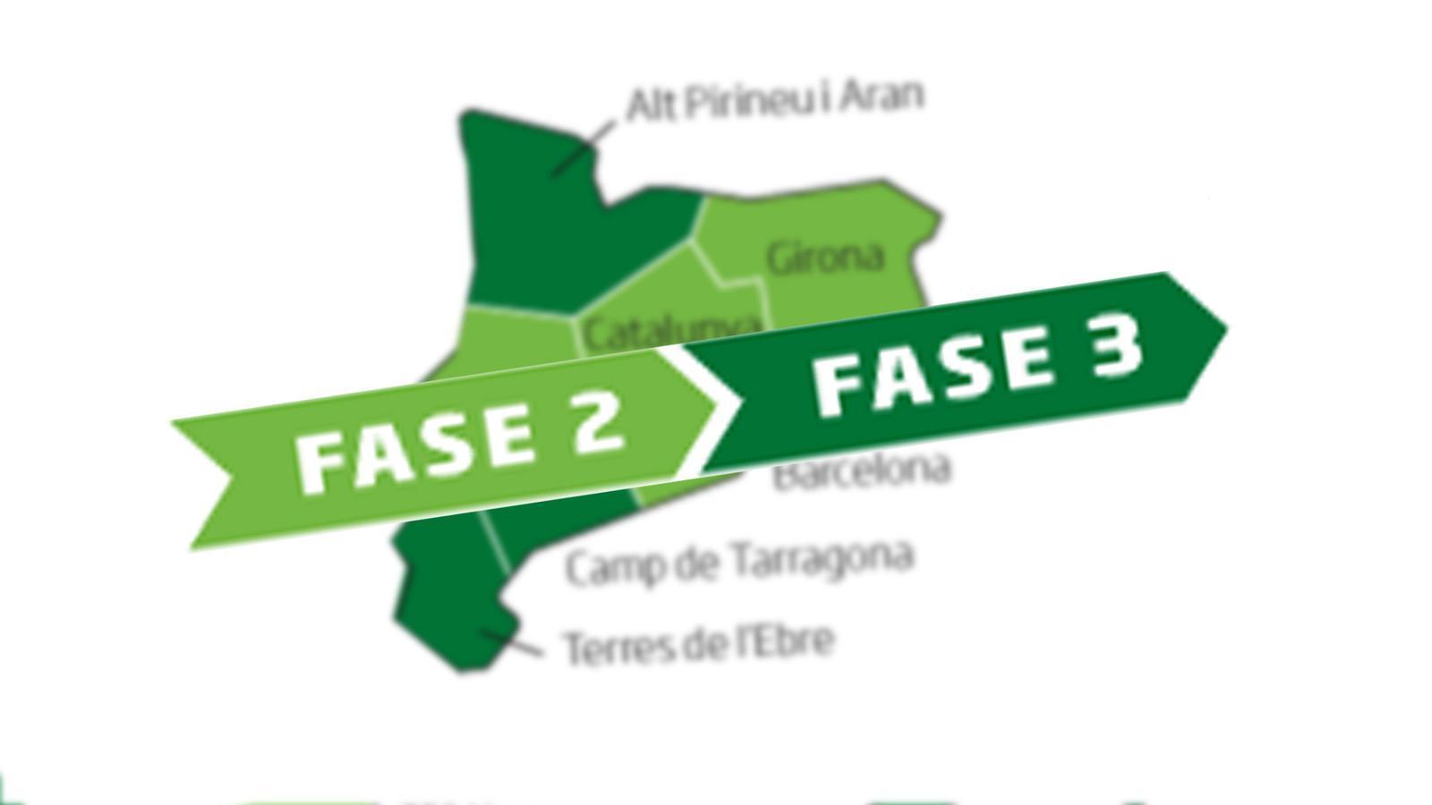 Dilluns hi haurà el canvi de fases sol·licitat pel Govern, i revetlles de Sant Joan privades de màxim 20 persones i públiques, a l'aire lliure, de fins a 800: les claus del vespre amb Antoni Bassas (05/06/2020)