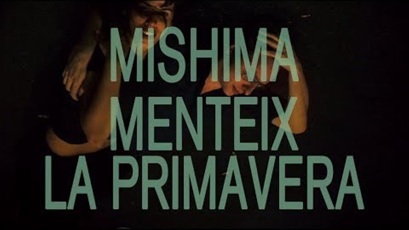 'Menteix la primavera',  de Mishima