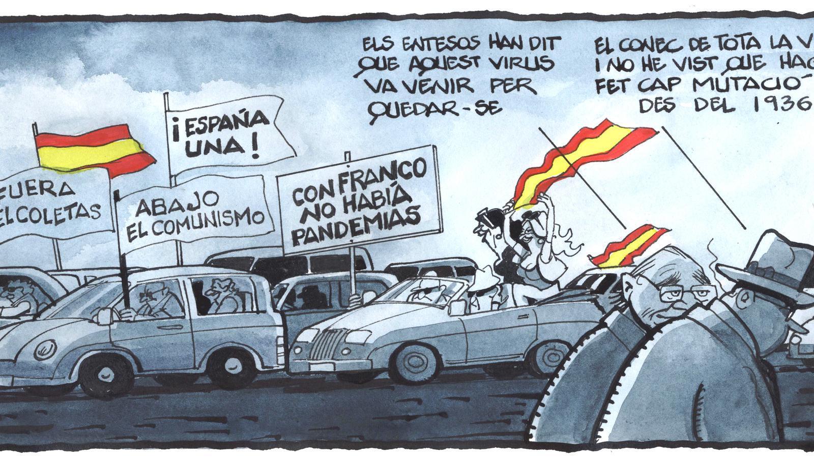 'A la contra', per Ferreres 24/05/2020
