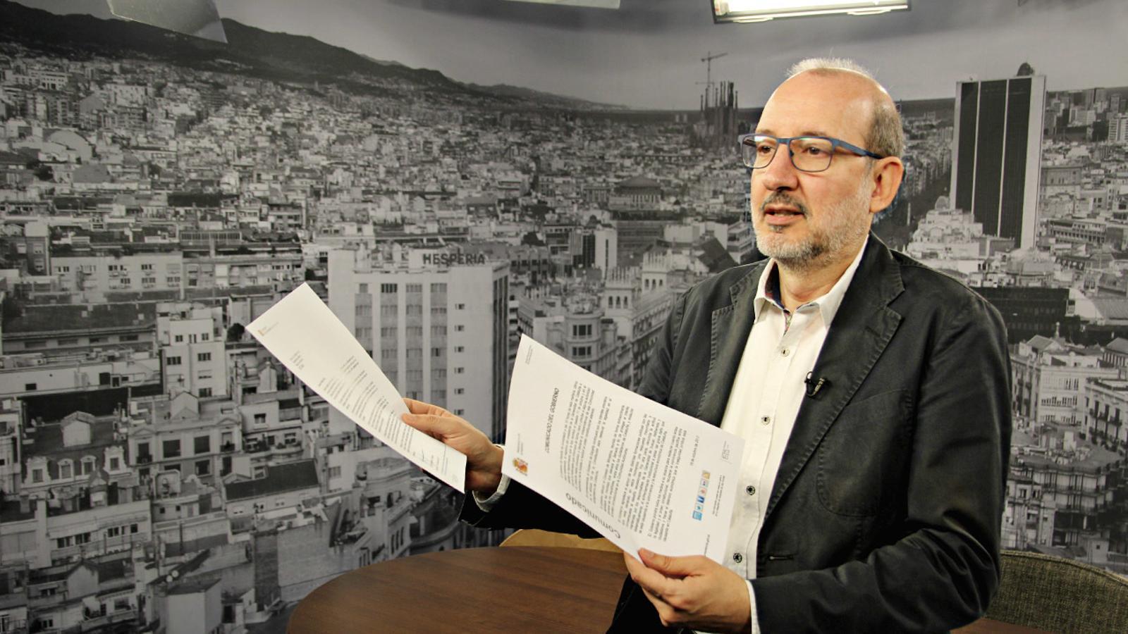 L'anàlisi d'Antoni Bassas: 'El 155 estava decidit'