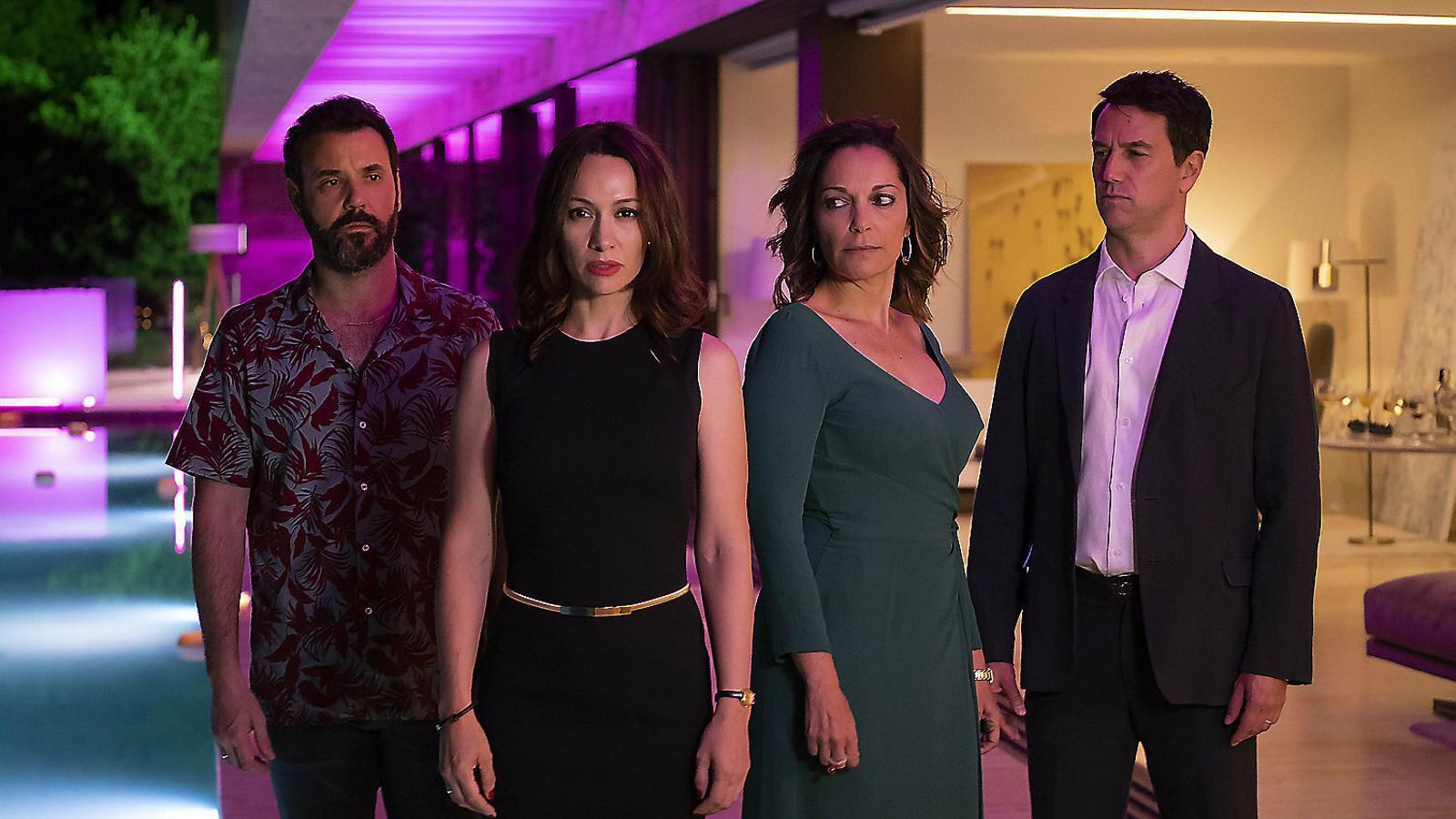 Comença el rodatge d''El nudo', un nou 'thriller' d'Antena 3