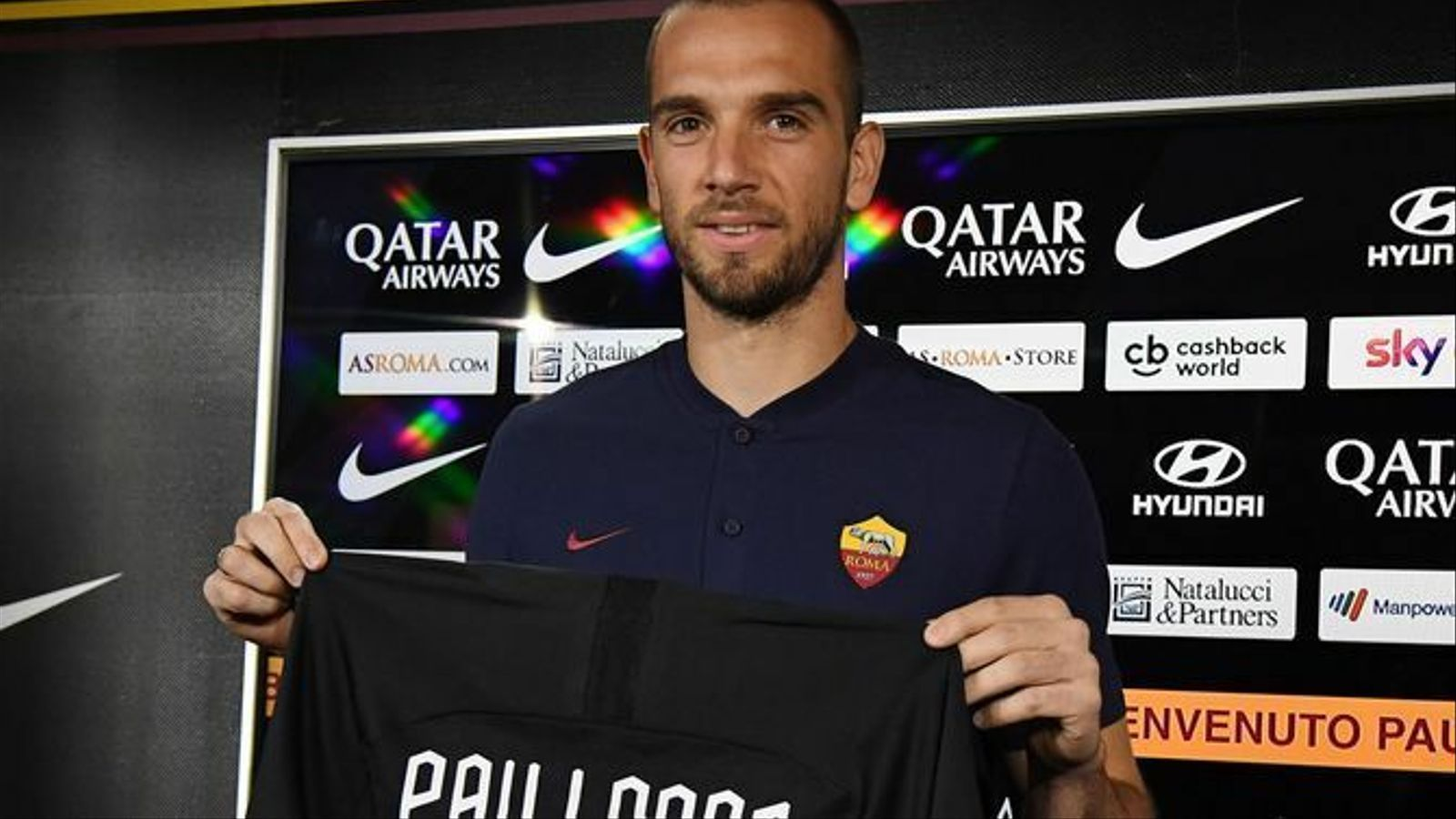 Pau López, porter català de la Roma