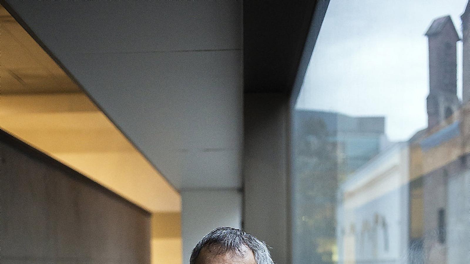 El filòsof Will Kymlicka / CÈLIA ATSET