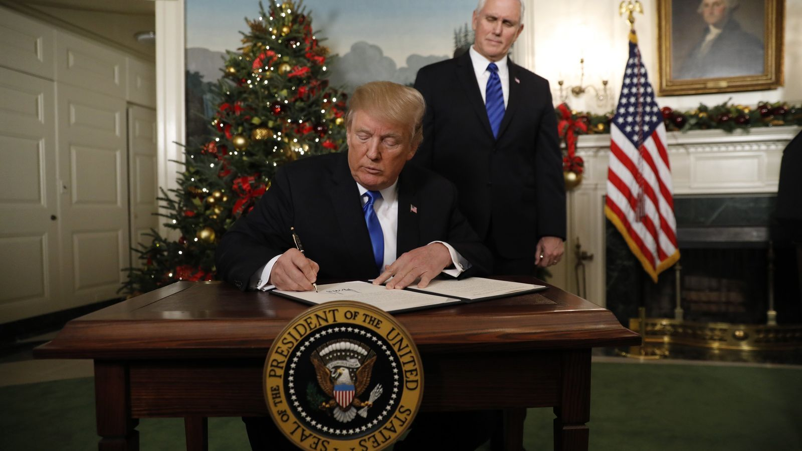 El vicepresident dels EUA ajorna la seva visita a Israel