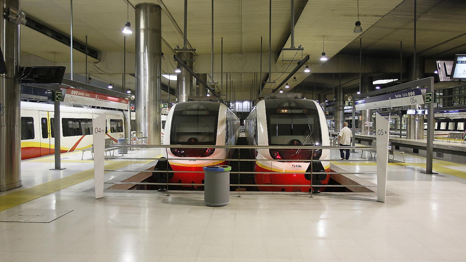 El Govern espera tenir acabats tots els projectes del Pla de mobilitat el 2026.
