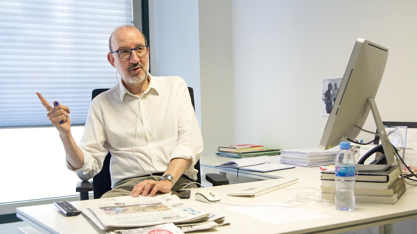L'anàlisi d'Antoni Bassas: 'Els deures d'estiu de Pedro Sánchez segons el PDECat'