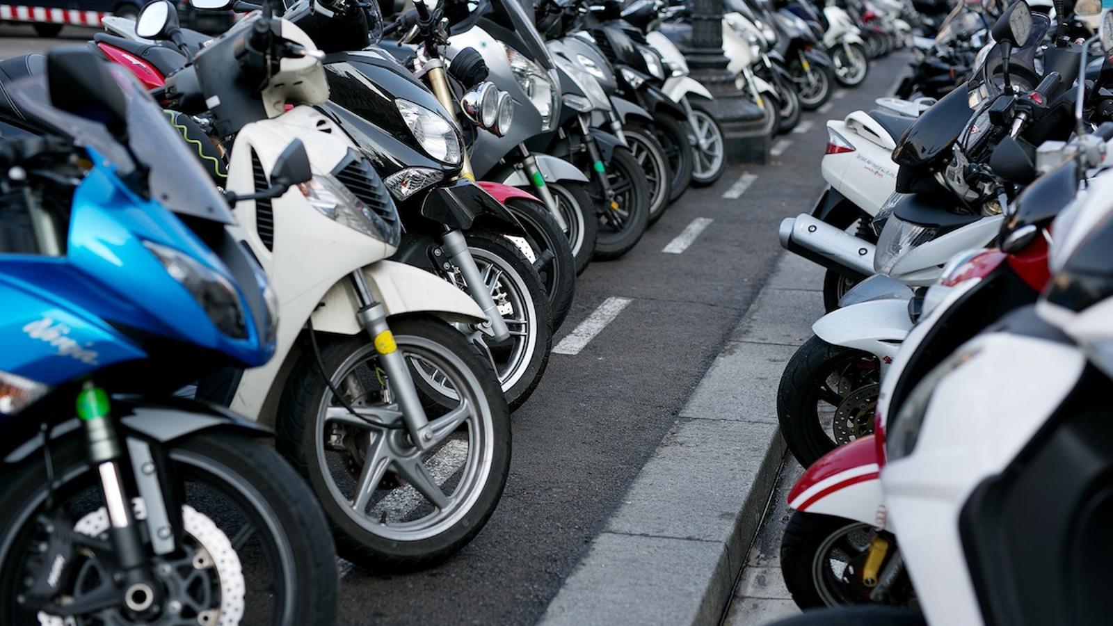 Catalunya lidera la venda de motos amb un augment del 14% la primera meitat de l'any