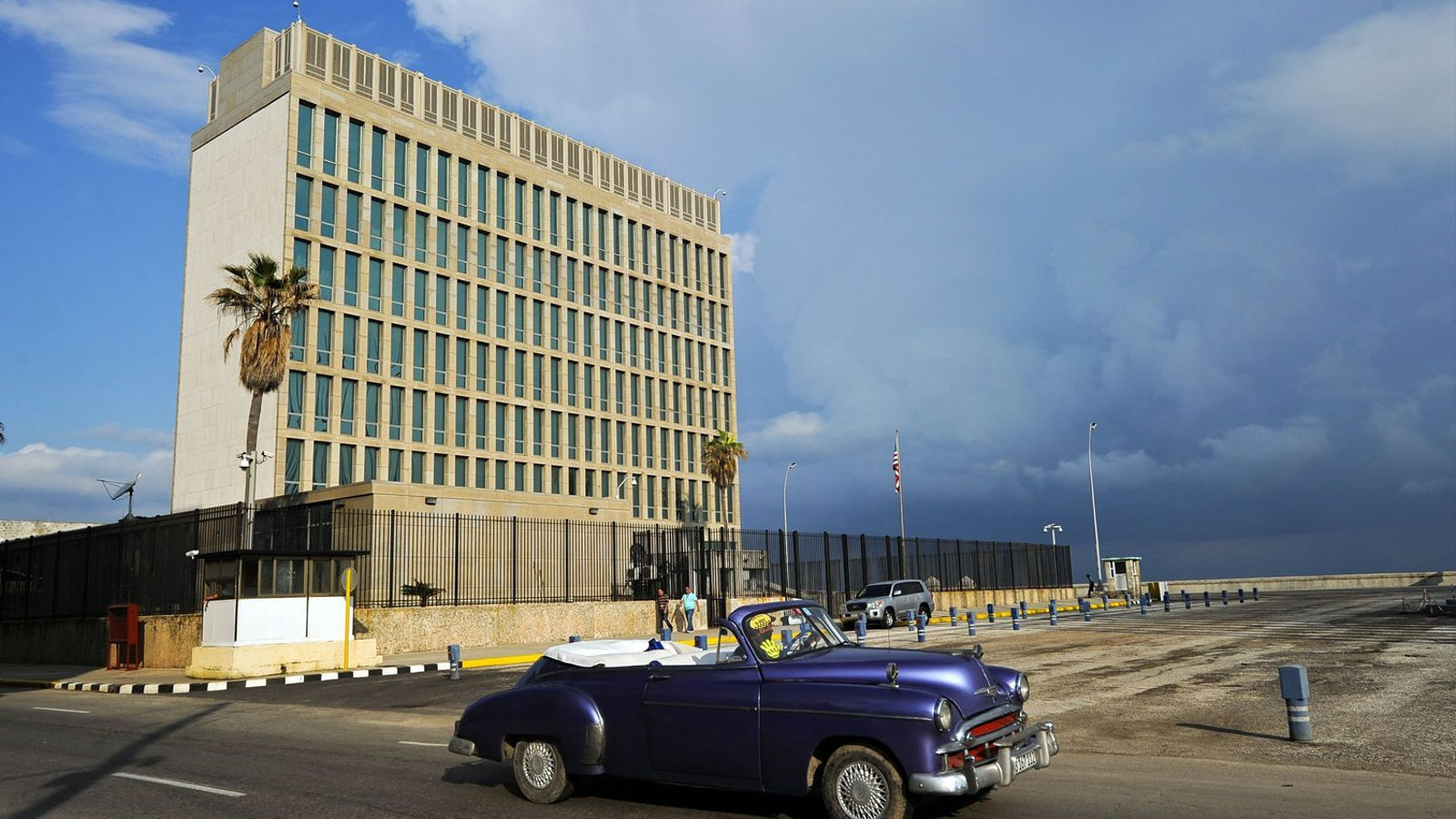 Personal dels EUA a Cuba pateix estranyes pèrdues d'audició
