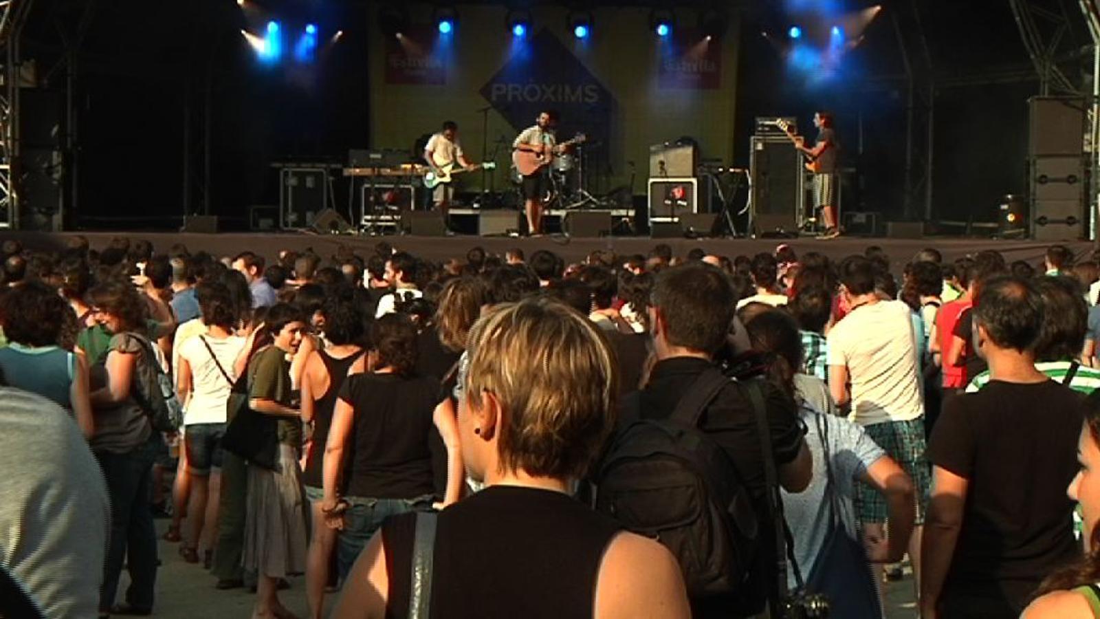ARA Emprèn: Engegar un nou festival de música és possible