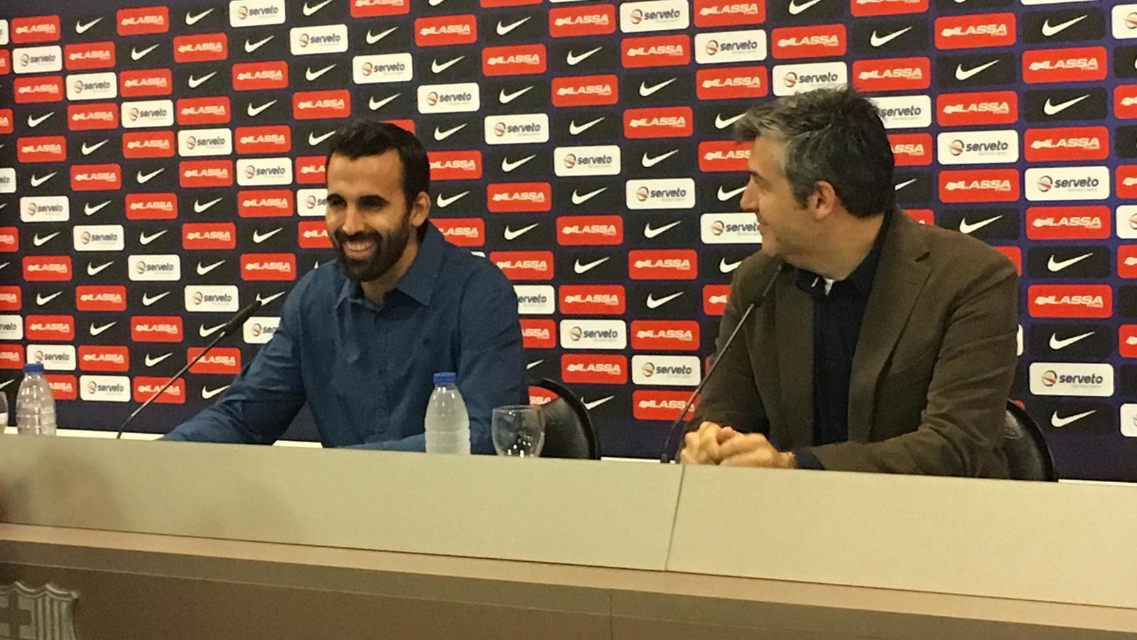 Víctor Sada i Carles Cascante